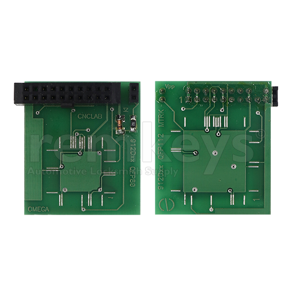 Adapter 912Dxx QFP80/912 QFP112