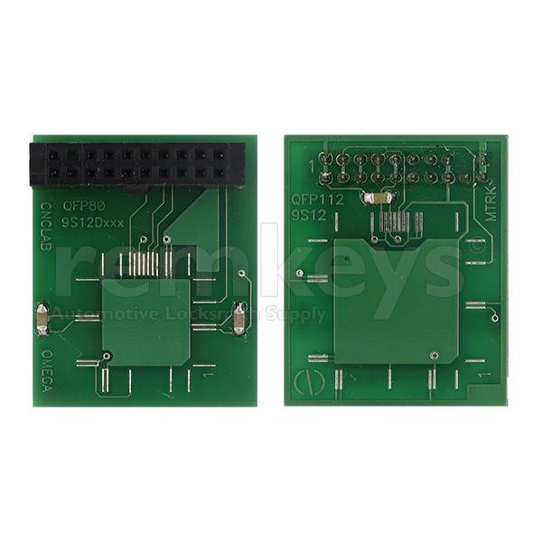 Adapter 9S12Dxx QFP80/9S12 QFP112