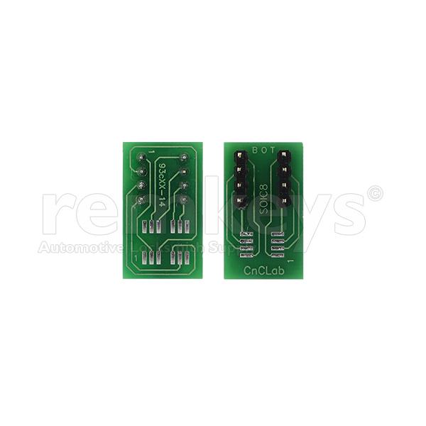 Adapter SOIC8 14 93Cxx
