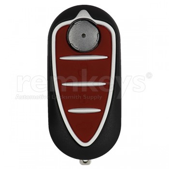 Giulietta Mito 3Btn Flip Remote Case