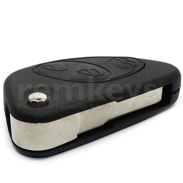 alrc05-2-3-button-flip-remote-case-with-sip22-key-blade-lock-unlock-and-boot-button-alfa-romeo-147-some-alfa-romeo-gt-some