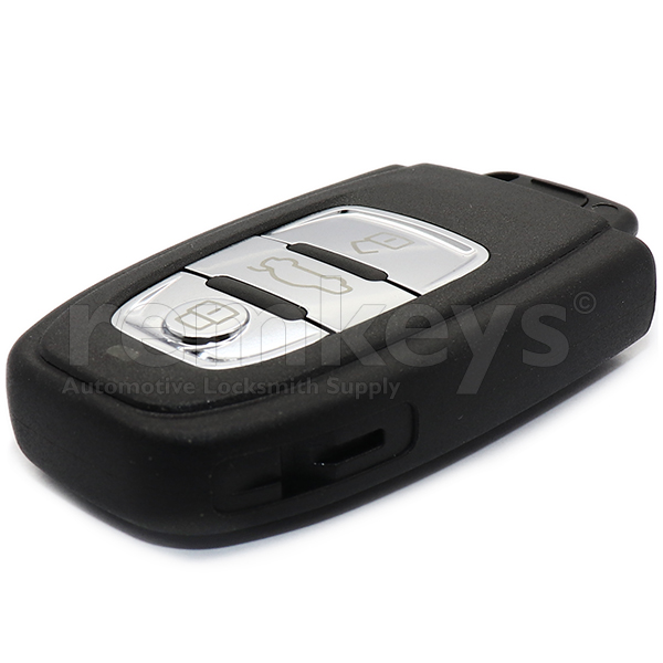 Audi 3 Button Smart Remote Case