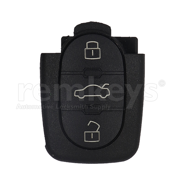 Audi 3Btn Remote Head 433mhz 8Z0837231D OEM