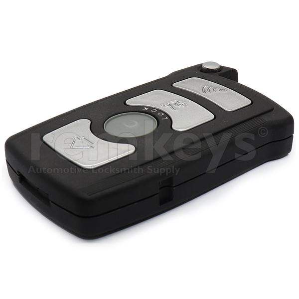 Bmw 7 Series 4Btn Smart Remote Case