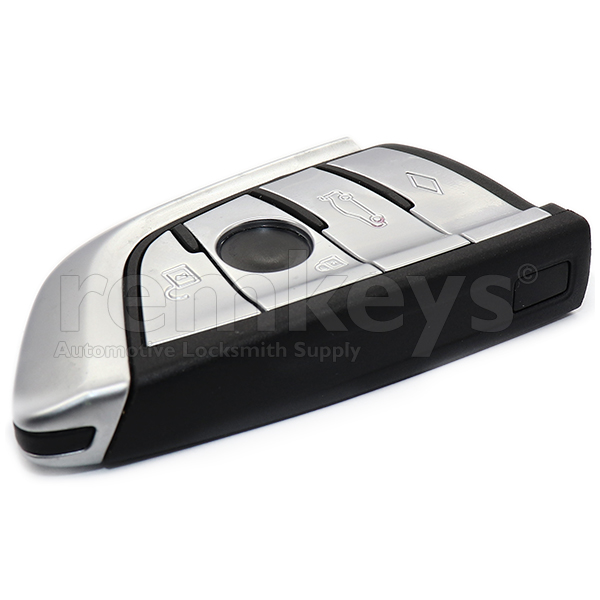 BMW New 4Btn Smart Remote Case