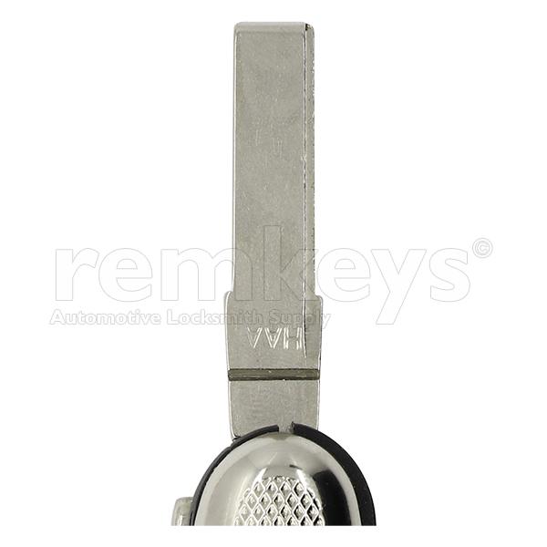 Bentley 3 Button Flip Remote Case