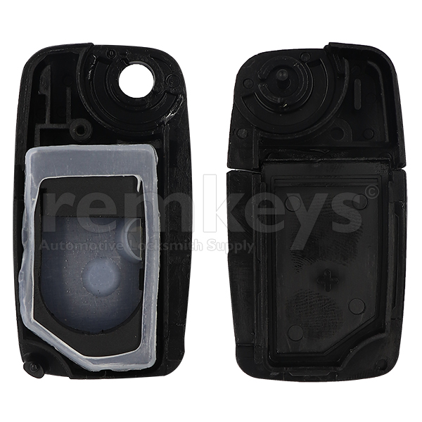 Chery Tigo 2 Button Flip Remote Case