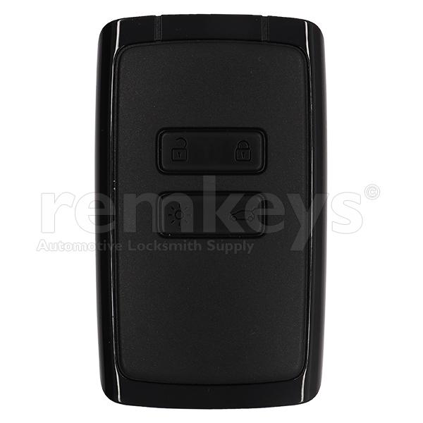 New DACIA Smart Remote Hitag AES 433mhz OEM - DACIA LOGO