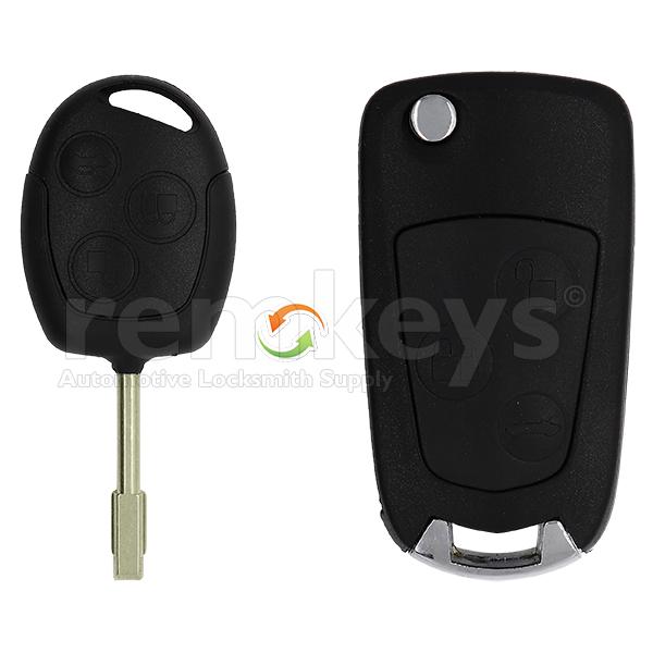 Ford Black Head 3Btn Conversion Case FO21