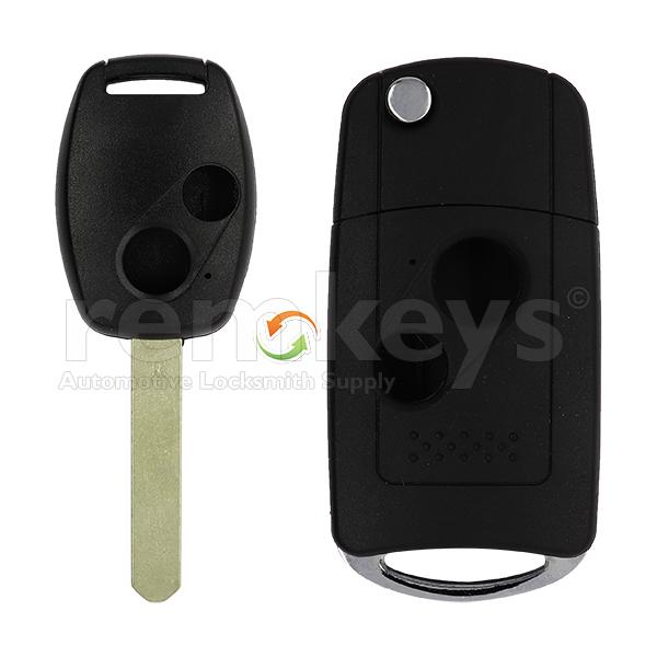 Honda 2 Button Conversion Remote Case