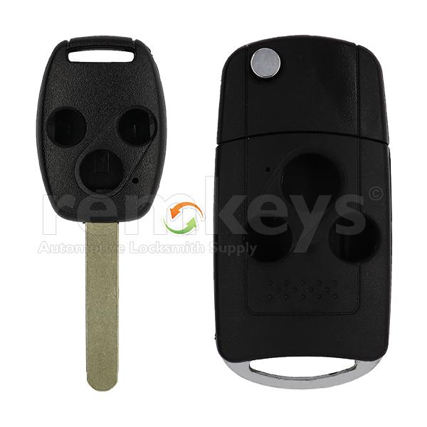 Honda 3 Button Conversion Remote Case