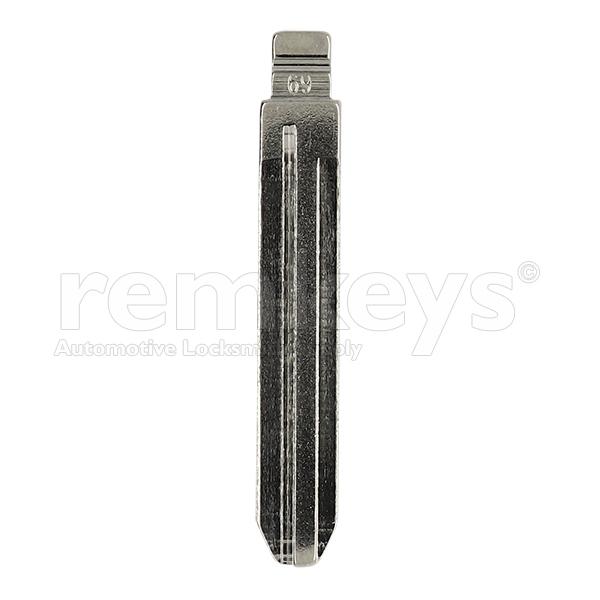 Isuzu/Hummer Keydiy TOY43R Flip Keyblade - Blade69