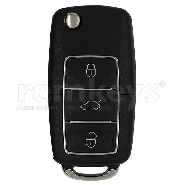 B01 - VW Type 3 Button Flip