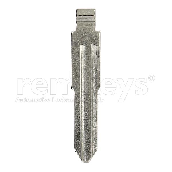 Nissan Keydiy NSN11 Flip Keyblade - Blade06