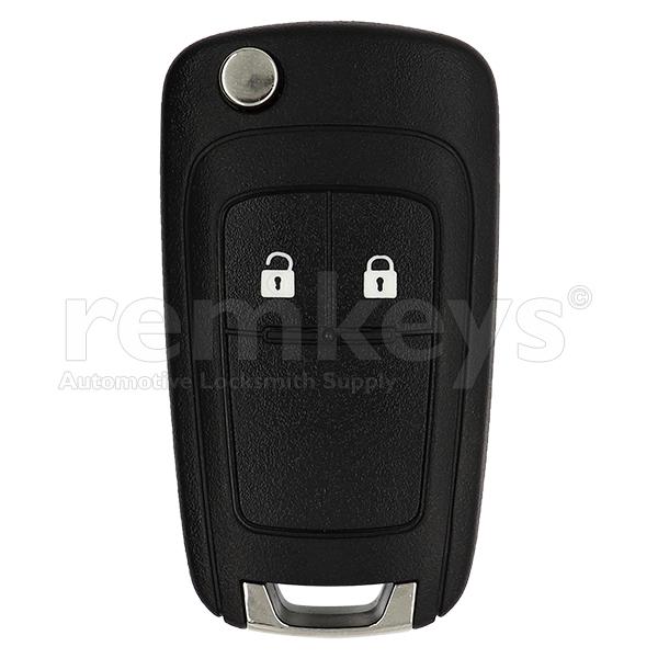 Astra J / Insignia 2 Button Flip Remote Case