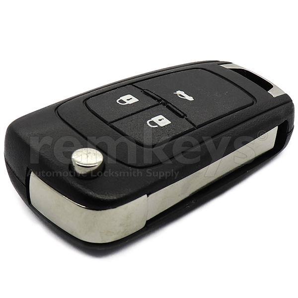 Astra J / Insignia 3 Button Flip Remote Case