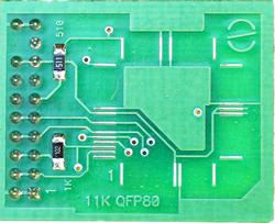 Adapter 68HC11KA4 MC68HC11Kx
