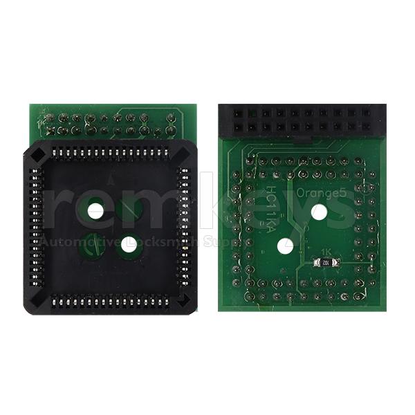 Adapter 68HC11KA4 PLCC68