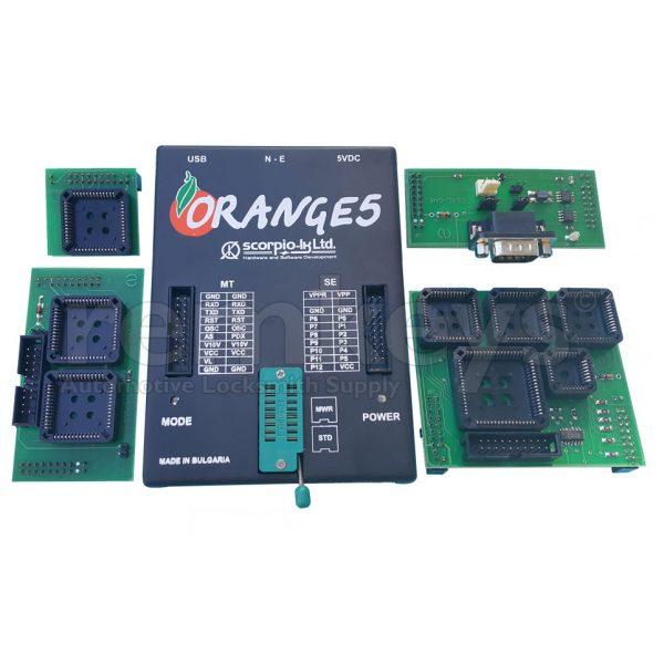 Orange5 Base Set
