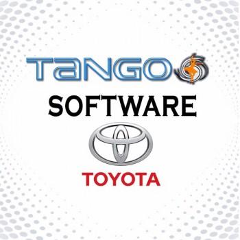 Toyota Image Generator H-Keys: Page1 39, 59, 5A, 99