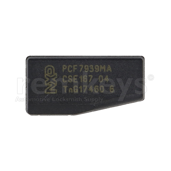 PCF7939MA NXP Hitag-Aes for Renault Dacia 2012+