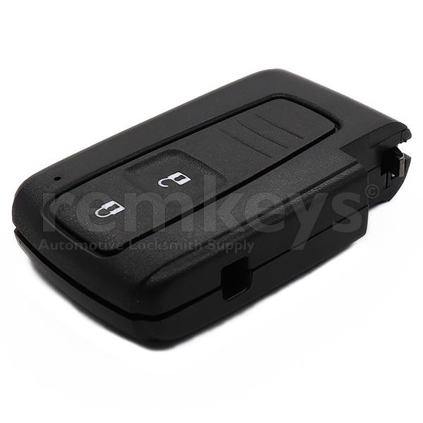 Toyota 2Btn Smart Remote Case - Old Type