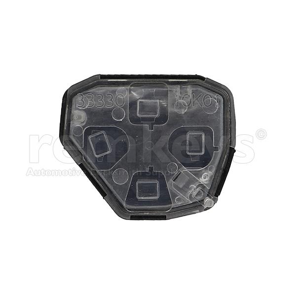 Toyota Remote Case - Inside (Repair Modul)