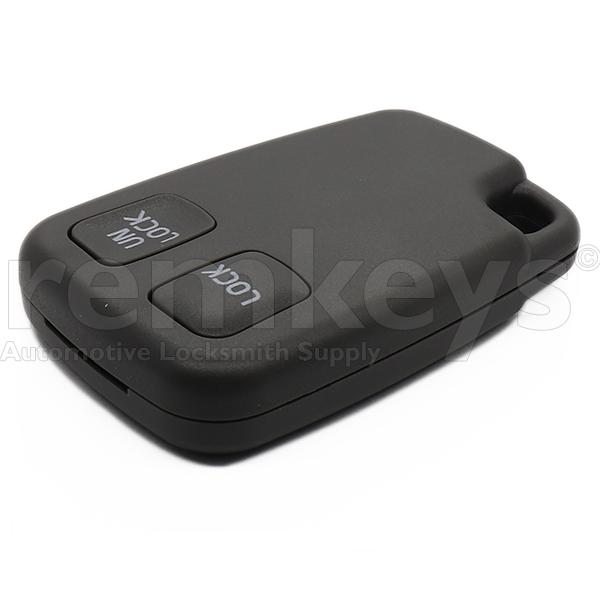 Volvo 2 Button Remote Case