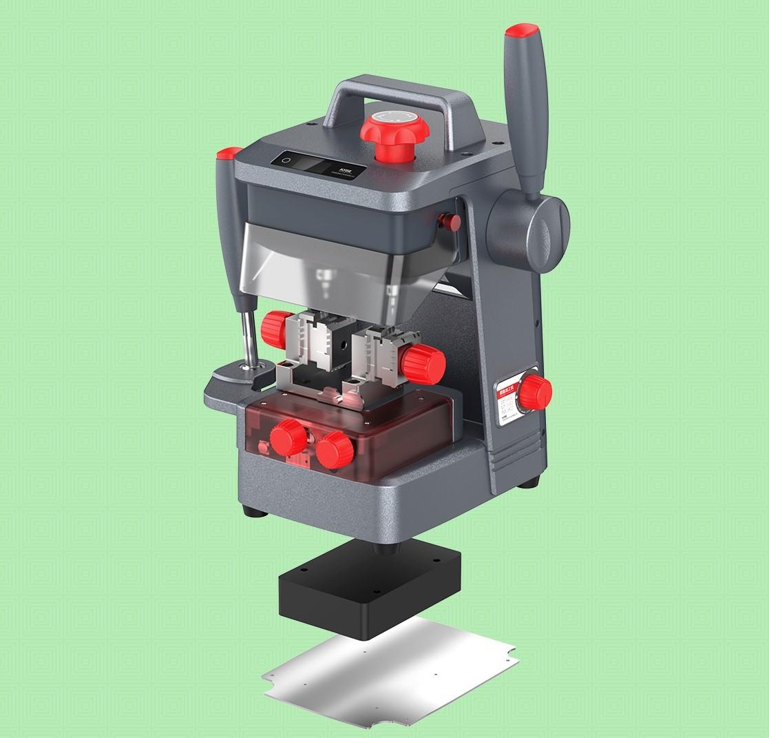 KYDZ Lazer and Dimple Key Cutting Machine - Take-Go-Cut