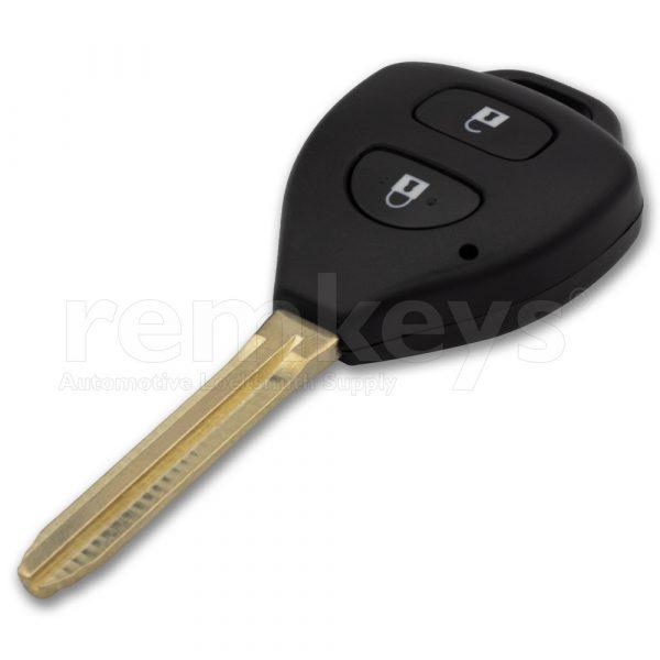 Corolla Auris Yaris 2Btn Remote 4D67G 433mhz 89070-02570