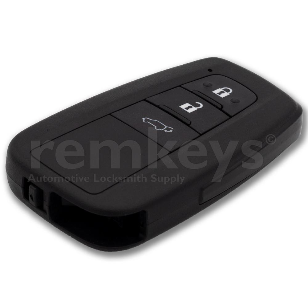 New Corolla 3Btn Smart 433mhz B2U2K2R OEM SW - HYBRID
