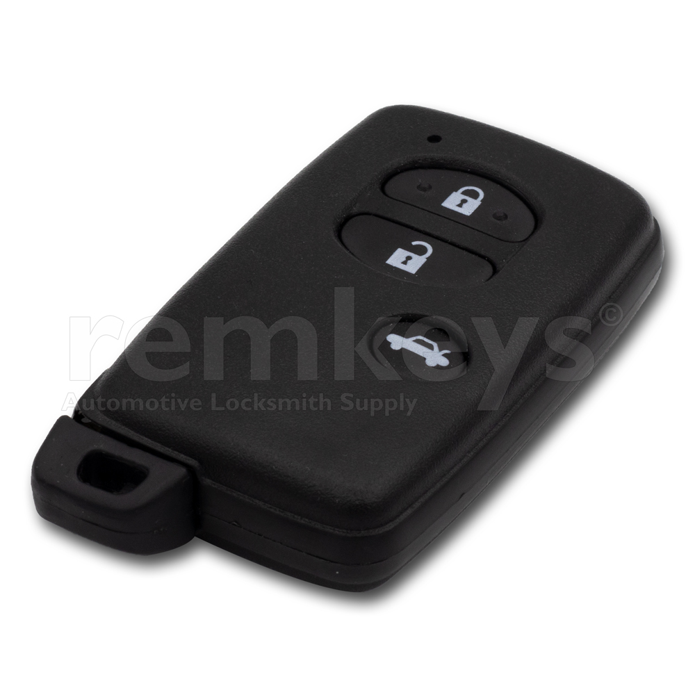 Avensis 3Btn Smart Remote 433mhz B75EA 89904-05040