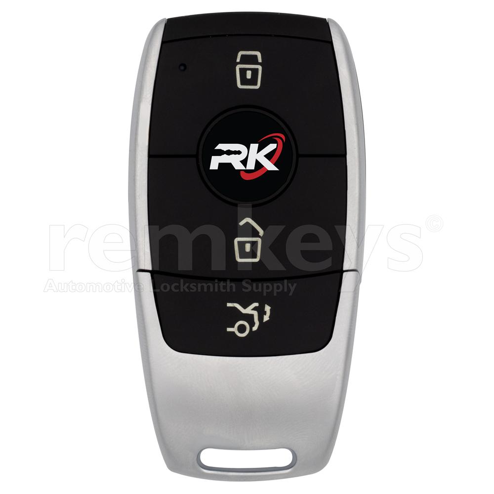 KYDZ Mercedes Type 3Btn Universal Smart Remote - Keyless - ZN29