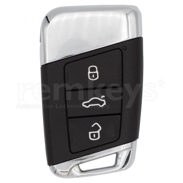KYDZ Volkswagen Type 3Btn Universal Flip Remote – Keyless – ZN05
