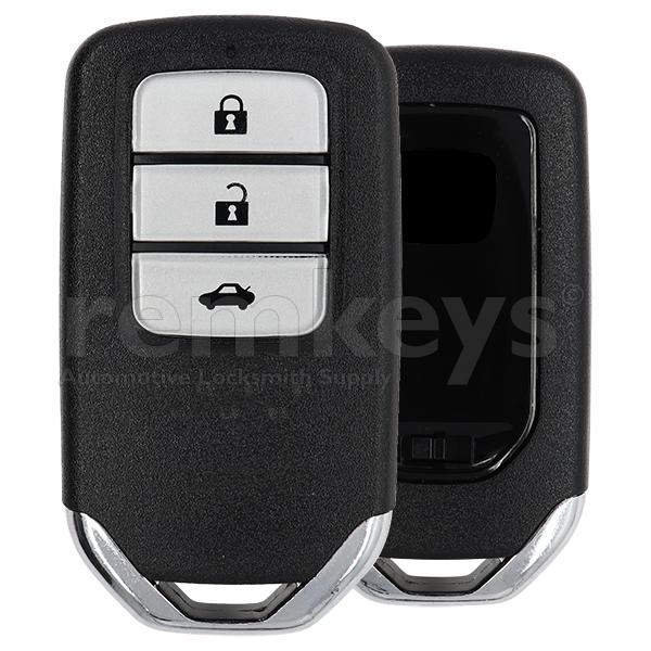 KYDZ Honda Type 3Btn Universal Smart Remote - Keyless - ZN06-3