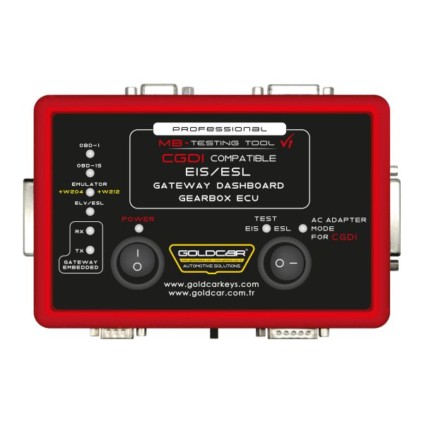 Professional MB Testing Tool EIS/ESL Gateway Dashboard Gearbox Ecu Compatible with CGDI